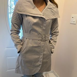 BCBGeneration Trench Coat, Size S